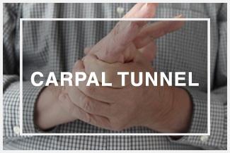 Carpal Tunnel Symptom Box