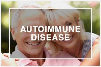 autoimmune disease symptom box