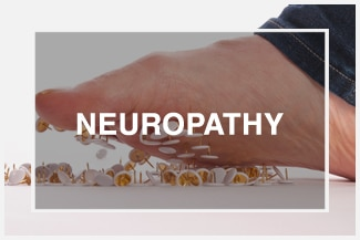 neuropathy pain symptom box